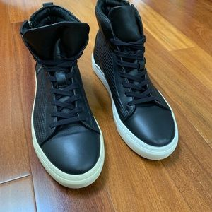 Real leather sneaker 👟